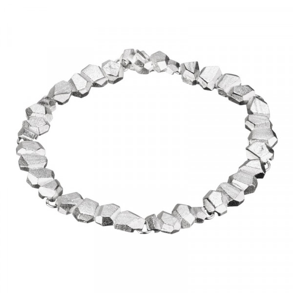 Lapponia Armband Frozen Amethyst Silber LB 667890